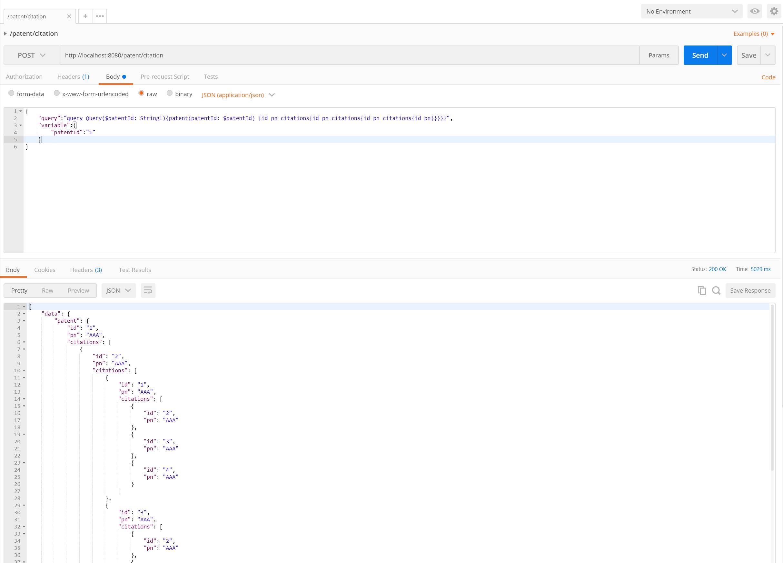 Getting Start With GraphQL for Java | ChrisYe's Blog [叶中楷个人博客]